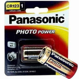 Bateria-Pilha-3v-Cr123a-Lithium-Photo---Lacrado-Panasonic