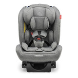 Cadeira Infantil Para Carro Fisher-price All-stages Fix 2.0 Cinza
