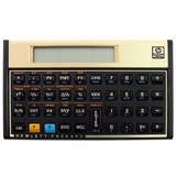 Calculadora-Financeira-Hp12c-Hp-12c-Gold-Lacrada-Original