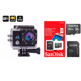 Camera-Action-Go-Pro-Ultra-4k-Wifi-Hd-_-Cartao-32g-_-Bateria