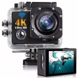 Camera-Action-Go-Sport-Cam-Pro-Ultra-4k-Wifi-Hd-Prova-Dagua