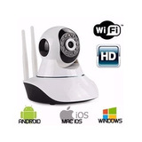 Camera-Ip-Robo-P2p-Visao-Noturna-Wireless-Wifi-Sem-Fio-720hd