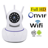 Camera-Ip-Wireless-Sem-Fio-Wifi-Hd-3-Antenas-Sensor-Noturna