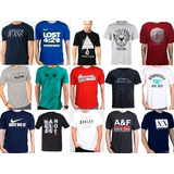 Camiseta-Masculina-Kit-Com-10-Pecas_-Escolha-As-Estampas____