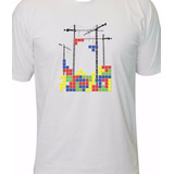 Camiseta-Tetrix-Retro-Game-Atari-Arcade