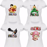 Camisetas-Baby-Look-Do-One-Piece---Anime