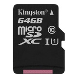 Cartao-De-Memoria-Kingston-Sdcs-Canvas-Select-64gb