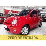 Chery-Qq-1_1-16v-5p-_-Unica-Dona-_-Impecavel-_-Completissimo