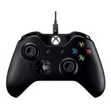 Controle-Joystick-Microsoft-Xbox-One-Controller-_-Cable-For-Windows-Preto