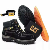 Coturno-Bota-Caterpillar-Adventure-Original-Kit-Cat-Gratis