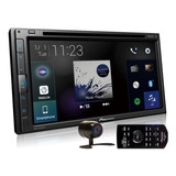 Dvd-Pioneer-Avh-z5280tv-7-Polegadas-2din-Bluetooth-Touch-Weblink-Espelhamento-Android-iPhone-Tv-Digital-Com-Camera-De-Re