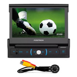 Dvd-Positron-Retratil-Sp6730-Dtv-Camera-De-Re-Visao-Noturna