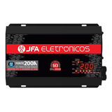 Fonte-Automotiva-Jfa-200a-Slim-Bivolt-Voltimetro-Digital-Som