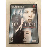 Game-The-X-Files-Resist-Or-Serve-Para-Ps2