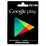 Giftcard-Playstore-100-Reais-Br-Google-Play-Store-Cartao