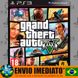 Gta-V-Gta-5-Grand-Theft-Auto-Ps3-Digital-Psn-Portugues