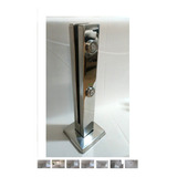 Kit-32-Torre-Inox-304-40cm-Guarda-Corpo