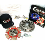 Kit-Embreagem-Ceramica-6-Pastilha-Light-Pedal-Leve-Gol-Ap-_