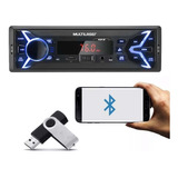 Mp3-Player-1din-Usb-Radio-Multilaser-Fm-Bluetooth-Carro