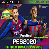 Patch-Efootball-Pes-2020-Ps3-Word-Classicos-Pes-2018-Leia