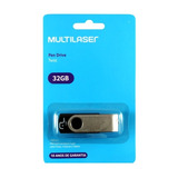 Pen-Drive-32gb-Multilaser-Twist-Original-Lacrado