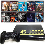 Playstation 3 + Call Of Duty + Far Cry + Red Dead Redemption