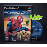 Ps2---Spiderman-Friend-Or-Foe-Homem-Aranha-Original