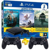 Ps4-Slim-1tb-Hdr-Playstation4-_3jogos_psn_controle-Extra__