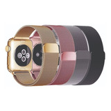 Pulseira-Milanese-Aco-Apple-Watch-38-40-42-44mm-Magnetico