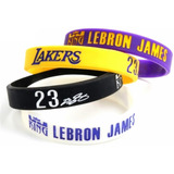 Pulseira-Nba-Lebron-James-Los-Angeles-Lakers---Silicone