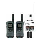 Radio-Comunicador-32km-Talkabout-Walk-Talk-T200mc-Motorola