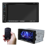 Radio-Dvd--Central-Multimidia-2-Din-Touch-Bluetooth-Pronto