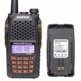 Radio-Ht-Walk-Talk-Dual-Band-Uhf-Vhf-Fm-Baofeng-Uv-6r-7w