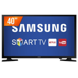 Smart-Tv-Led-40--Samsung-Full-Hd-2-Hdmi-Usb-Wi-fi-Un40j5200