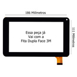 Tela-Touch-Tablet-Dl-Style-I-style-T71-G71-Pin-Bra-Pea-Pis