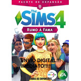 The-Sims-4---Completo-2018---Todas-As-Expansoes---Digital-Pc