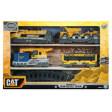 Trem-Motorizado-Cat-Iron-Diesel-Train-Dtc-Caterpillar-Luzes