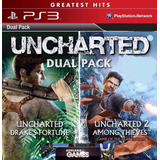 Uncharted-Dual-Pack-Ps3-Midia-Digital-Game-Psn-Loja-Oficial